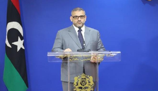 Haut Conseil d'État libyen,Khaled Al Mechri