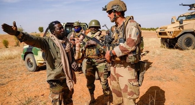 Mali,France