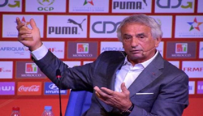 Vahid Halilhodzic,Mondial-2022 au Qatar