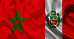 Maroc-Pérou,Algérie-Polisario