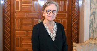 Najla Bouden,gouvernement tunisien