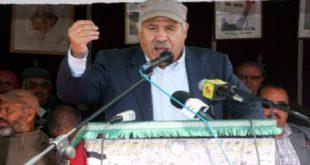 CDT,Noubir Amaoui