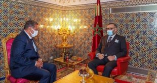 SM Roi Mohammed VI,Aziz Akhannouch