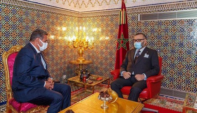 nouveau gouvernement maroc 2021