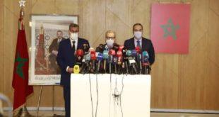 RNI,MP,Aziz Akhannouch,M'hand Lanser