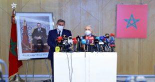RNI,UC,Mohamed Sajid,Aziz Akhannouch