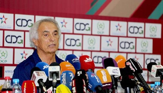 Vahid Halilhodzic,Lions de l'Atlas,Mondial-2022 au Qatar,FRMF