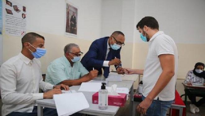 Elections 2021 Maroc