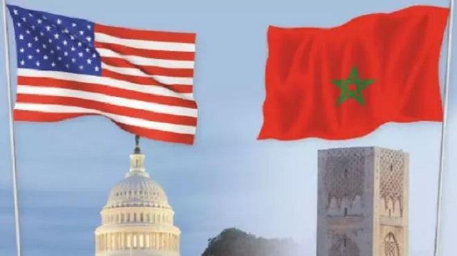 Etats-Unis-Maroc