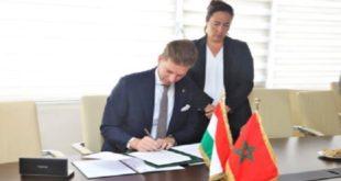 Maroc-Hongrie,Industrie nucléaire