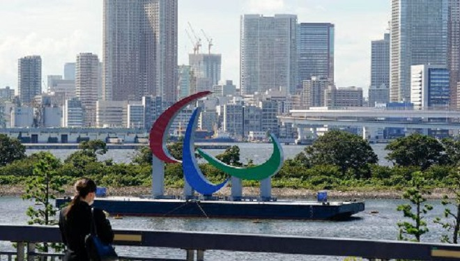Ayoub Sadni,Jeux paralympiques,Tokyo