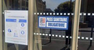 pass sanitaire,France,épidémie du Covid-19