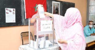 Maroc-Italie,Elections 2021 Maroc
