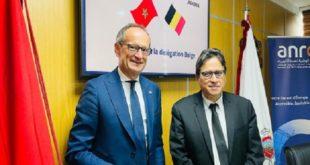 Maroc-Belgique,ANRE,Agoria,énergies renouvelables