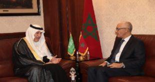 Arabie saoudite-Maroc,Sahara marocain,Algérie-Polisario