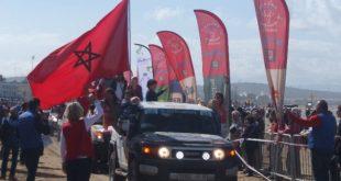 Rallye Aïcha des Gazelles,Essaouira