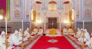 Roi Mohammed VI,Amir Al-Mouminine,Aïd Al-Mawlid Annabaoui Acharif