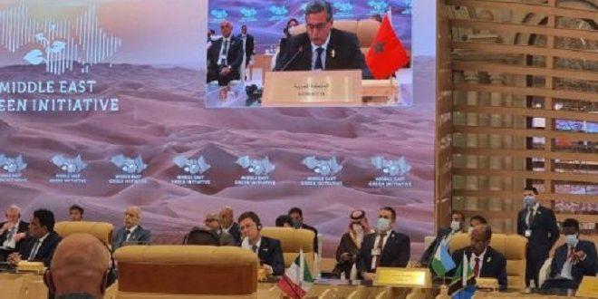 Changement climatique | Akhannouch prône la coopération régionale