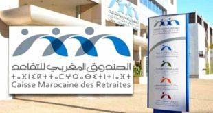 Caisse Marocaine des Retraites,CMR