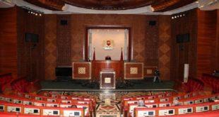 Chambre des conseillers,programme gouvernemental