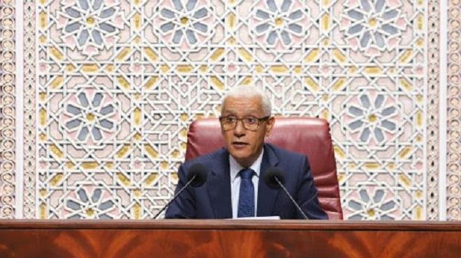 Chambre des représentants,Rachid Talbi Alami
