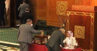 Commissions parlementaires,Chambre des conseillers,nouveau gouvernement maroc 2021