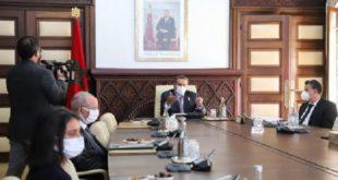 Conseil de gouvernement,PLF 2022,Aziz Akhannouch