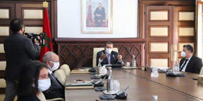 Le Conseil de gouvernement adopte le PLF 2022
