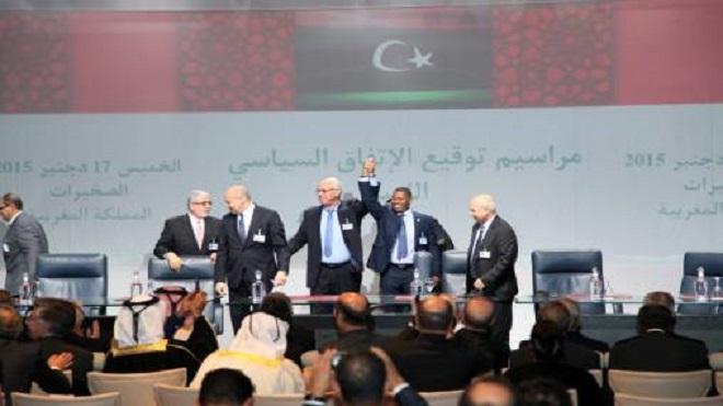 Conseil des Droits de l'Homme,ONU,maroc-libye,Accord de Skhirat,CDH