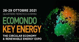 Ecomondo,Key Energy,Rimini,Maroc-Italie,économie verte