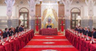 Roi Mohammed VI,Conseil des ministres