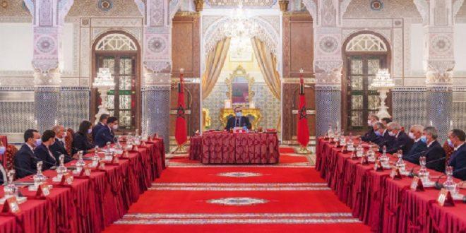 Un Conseil des ministres exceptionnel | Ce qui change…
