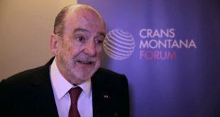 Union européenne,Forum Crans Montana,Jean Paul Carteron,accords agricole et de pêche