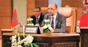 Sommet des Leaders Mondiaux de l'Investissement,Mohcine Jazouli