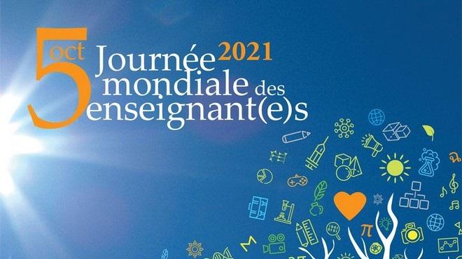 UNESCO,Journée mondiale des enseignants,Audrey Azoulay,UNICEF