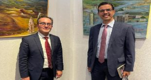 Accords commerciaux Maroc-UE,Driss El Kaissi,Laurent Garcia