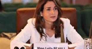 COP 26,Leila Benali,changement climatique,Greg Hands,Maroc-Royaume Uni