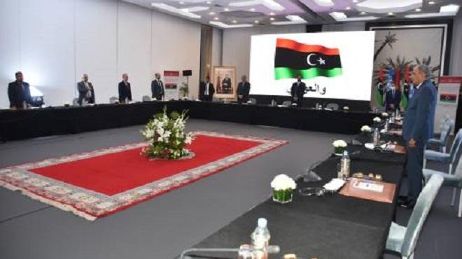 Haut Conseil d'État libyen,MANUL,ONU,maroc-libye