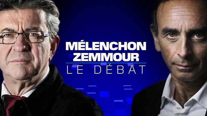 Mélenchon-Zemmour