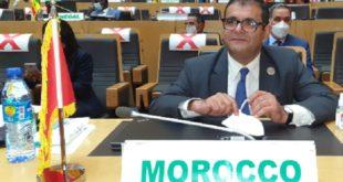 Conseil Exécutif de l'Union africaine,Addis-Abeba