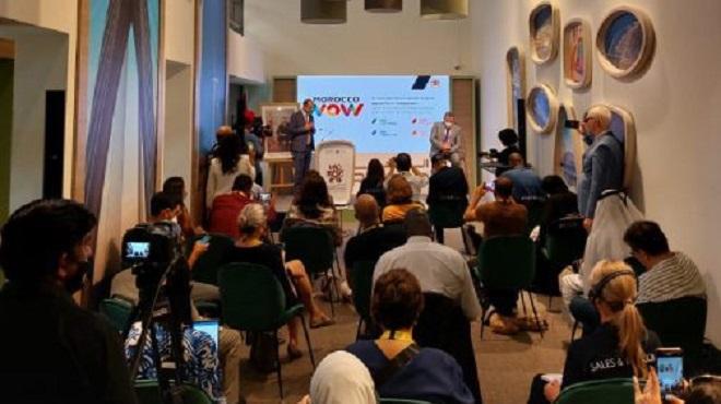 Expo Dubaï 2020,Morocco Now