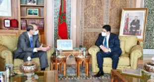 Maroc-Etats-Unis-Israël,American Jewish Committee,Sahara marocain,Accords d'Abraham