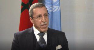 Nations Unies,Omar Hilale,Sahara marocain,Algérie-Maroc,Tindouf,Polisario