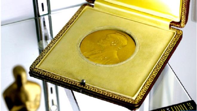 Nobel de chimie,Stockholm