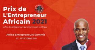 Prix de l'entrepreneur africain 2021