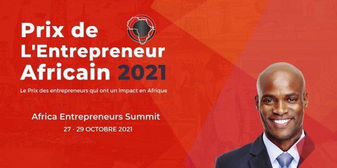 Innovation entrepreneuriale | Candidatures pour le Prix de l'entrepreneur africain 2021