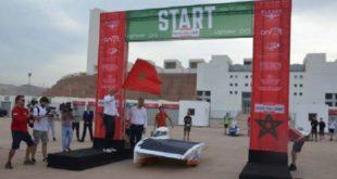 Solar Challenge Morocco 2021,Agadir,IRESEN