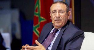 Maroc-UE,Youssef Amrani