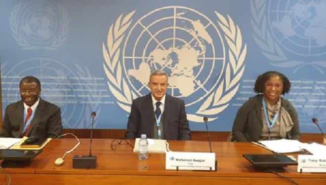 Libye,Conseil des droits de l'homme