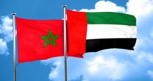 Émirats arabes unis-Maroc,Sahara marocain,ONU
